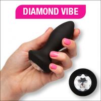 Análny kolík Diamond Vibe