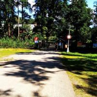 Brána pri obci Ráby