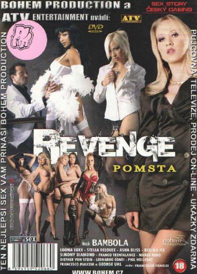 DVD Revenge - Pomsta.