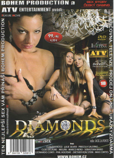 DVD Diamonds - obal.
