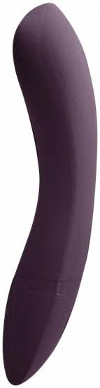 Silikónové dildo Laid D.1 black currant