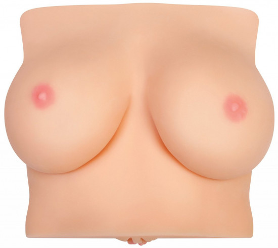 Masturbátor Kendra Lust - prsia s vagínou