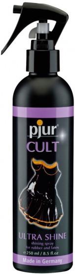 Pjur Cult - sprej na latex a gumu 250 ml