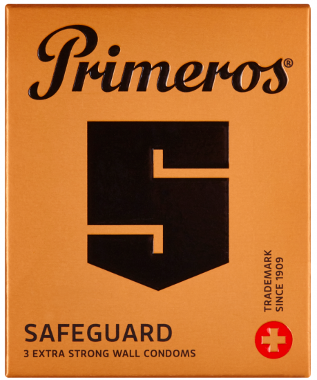 Primeros Safeguard 3 ks