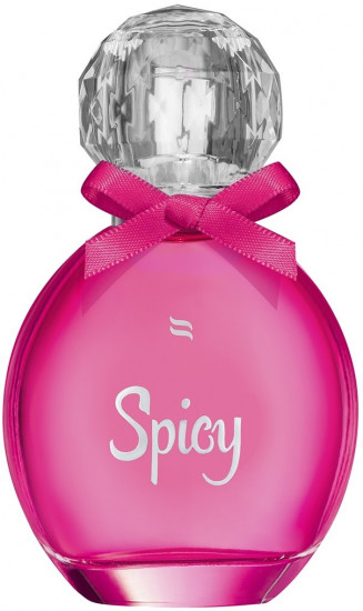 Obsessive Spicy - parfum s feromónmi 50 ml