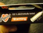 Pepino Warming 3ks kondómy hrejivé