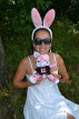 Domča a Naughty Bunny