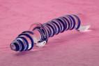 Sklenené dildo Twister love