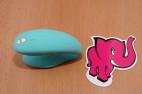Tyrkysový We-Vibe Sync fotíme na stole