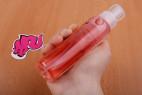 Jahoda lubrikačný gél s pumpičkou