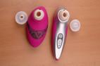 Womanizer PRO40 porovnávame s Womanizer PRO W500