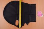 LateX maska s tromi otvormi - meriame