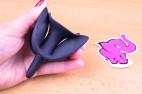 Análny kolík s prísavkou Gaper