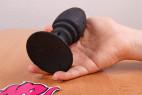 Análny kolík Bullet s prísavkou - ruky