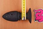 Análny kolík Bullet s prísavkou - meriame veľkosť