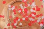 Mydlové konfety Little Hearts - na hladine