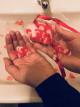 Mydlové konfety Little Hearts - testujeme