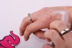 Natural lubrikačný gél na ruky