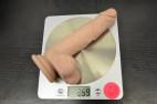 Silicone Dildo - na váhe