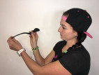 Dominika a Análny kolík s krúžkom Ring & Plug