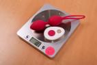 Vibračné guličky Love Balls - váha s ovládačom 107 g
