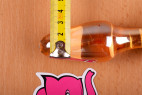 Análny kolík Cat Tail- meranie