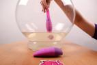 Bezdrôtové vibračné vajíčko Hell-X – vibrácie vo vode