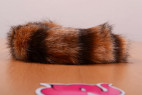 Análny kolík Racoon Tail
