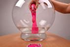 Vibrátor Raspberry Rabbit, s dvojitým silikónom - testujeme vodeodolnosť