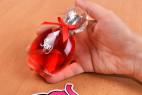 Parfém Obsessive Sexy - fotenie v ruke v predajni Ružový Slon Havířov