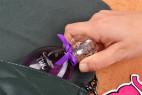 Parfém Obsessive Fun - fľaštička vnútri tašky