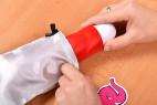 Silikónový vibrátor Big Muscle -vkládáme do vrecka