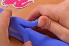 Rotačný vibrátor Dream Bunny, obhebnost krídielok výbežku na klitoris