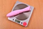 Silikónový vibrátor Pink Lover, na váhe