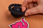 Erekčný krúžok Bubble Blower - ohýbanie