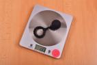 Erekčný krúžok Bubble Blower - vážime malý krúžok, stolný váha ukazuje 133 g