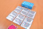 Primeros Soft Glide - kondómy vytiahnuté z krabičky (12 ks)