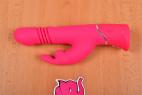 Vibrátor Bunny Hammer - fotenie v predajni Ružový Slon Havířov