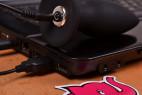 Vibračný análny kolík Smooth Fantasy - veľký, nabíjanie