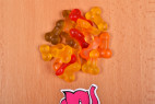 Ovocné cukríky Sweet Willies