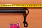 Rozperná tyč Metallic Bar - meriame veľkosť zapínanie