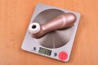Satisfyer Pre 2 Next Generation - vážime pomôcku, stolný váha ukazuje 179 g