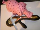 LELO Soraya vibrátor s výbežkom, rozmery