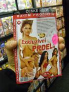 DVD Exkluzívne prdelky