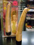 Vibrátor análny Pearl 18 cm