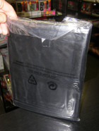 Plachta PVC 200 × 230cm čierne