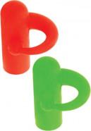 Vibrátoriku na prst redgreen