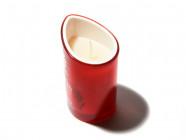 Masážna sviečka Swede Teasing červená