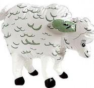 Nafukovacia ovečka - malá
