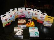Pepino Colour farebné - 3ks kondómy